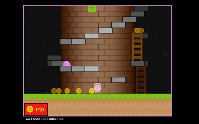 Tower Platformer Game